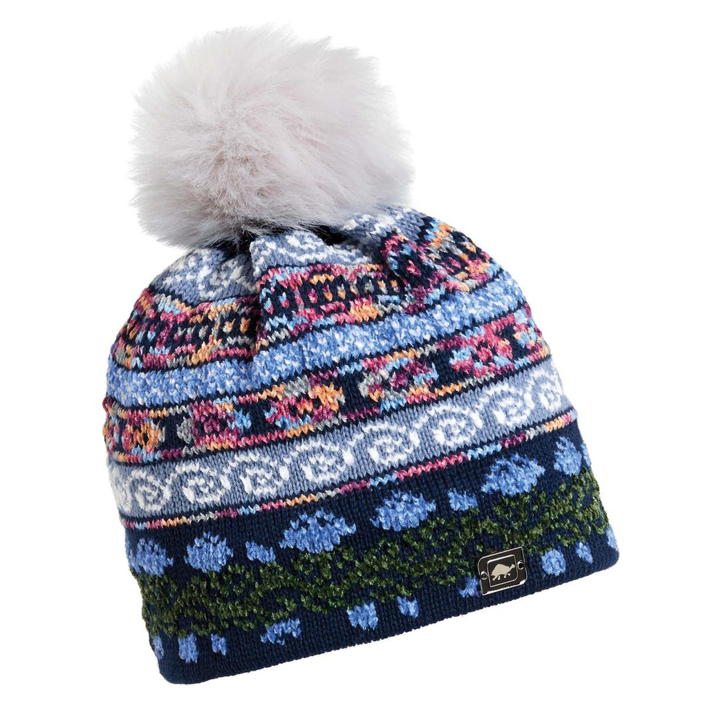 HRH Lady Fairisle Beanie / Color-Ink