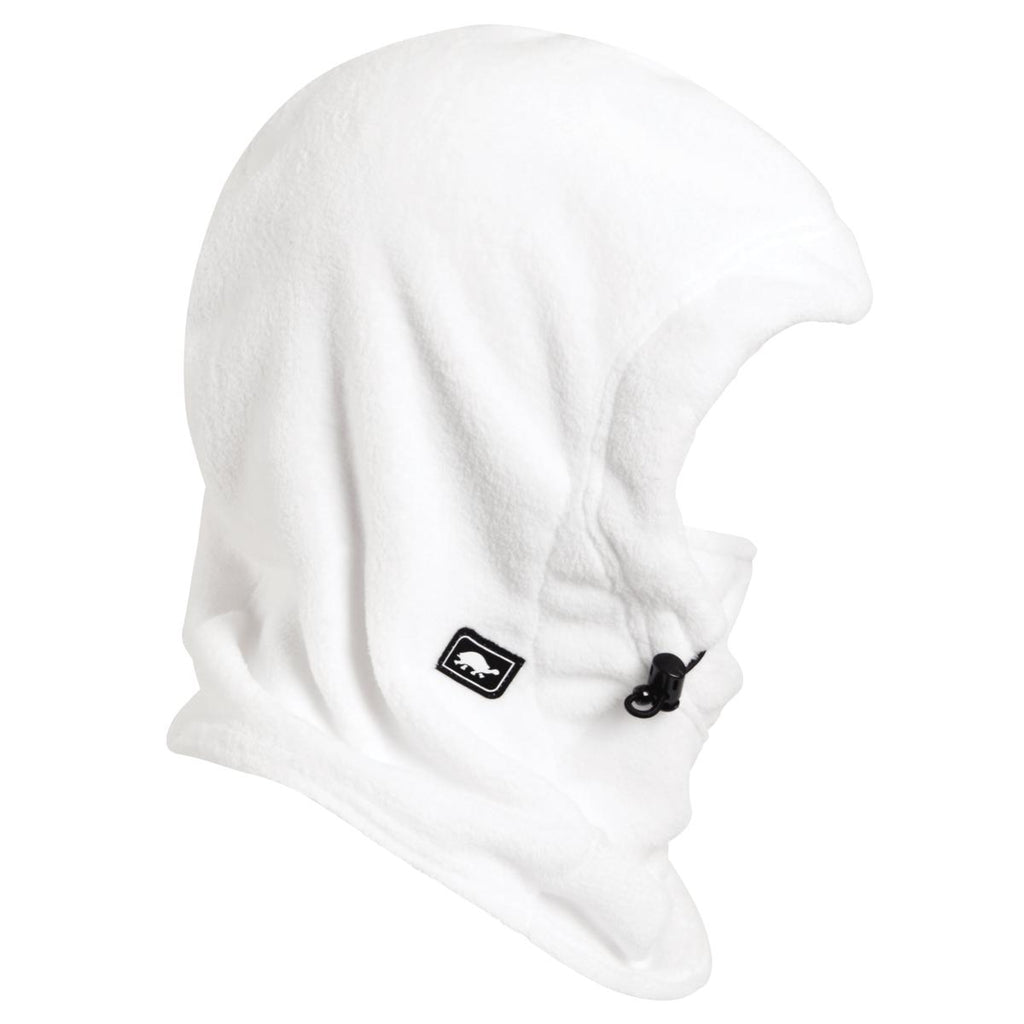 Fluffy Overhood / Color-White