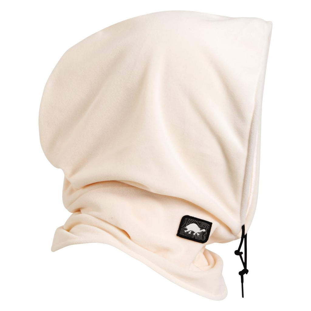 Micro Fur Fleece Kyle Overhood / Color-Pearl