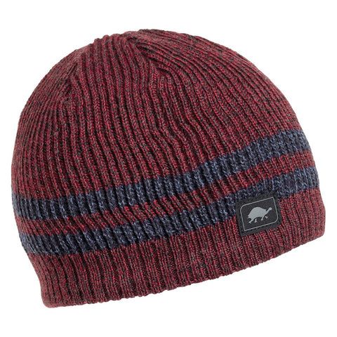 Kids Mr. Happy Ragg Beanie / Color-Red