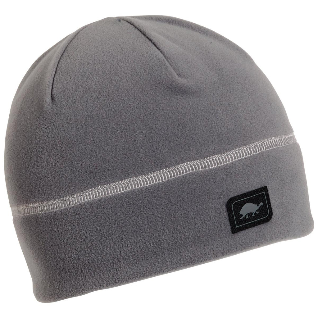 Micro Fur Fleece Beanie / Color-Graphite
