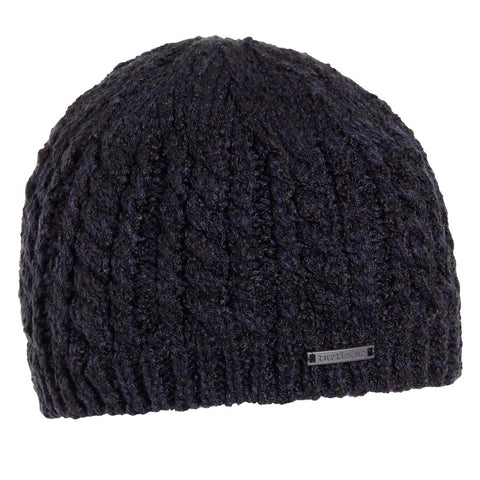 Ponytail Madi Beanie / Color-Black