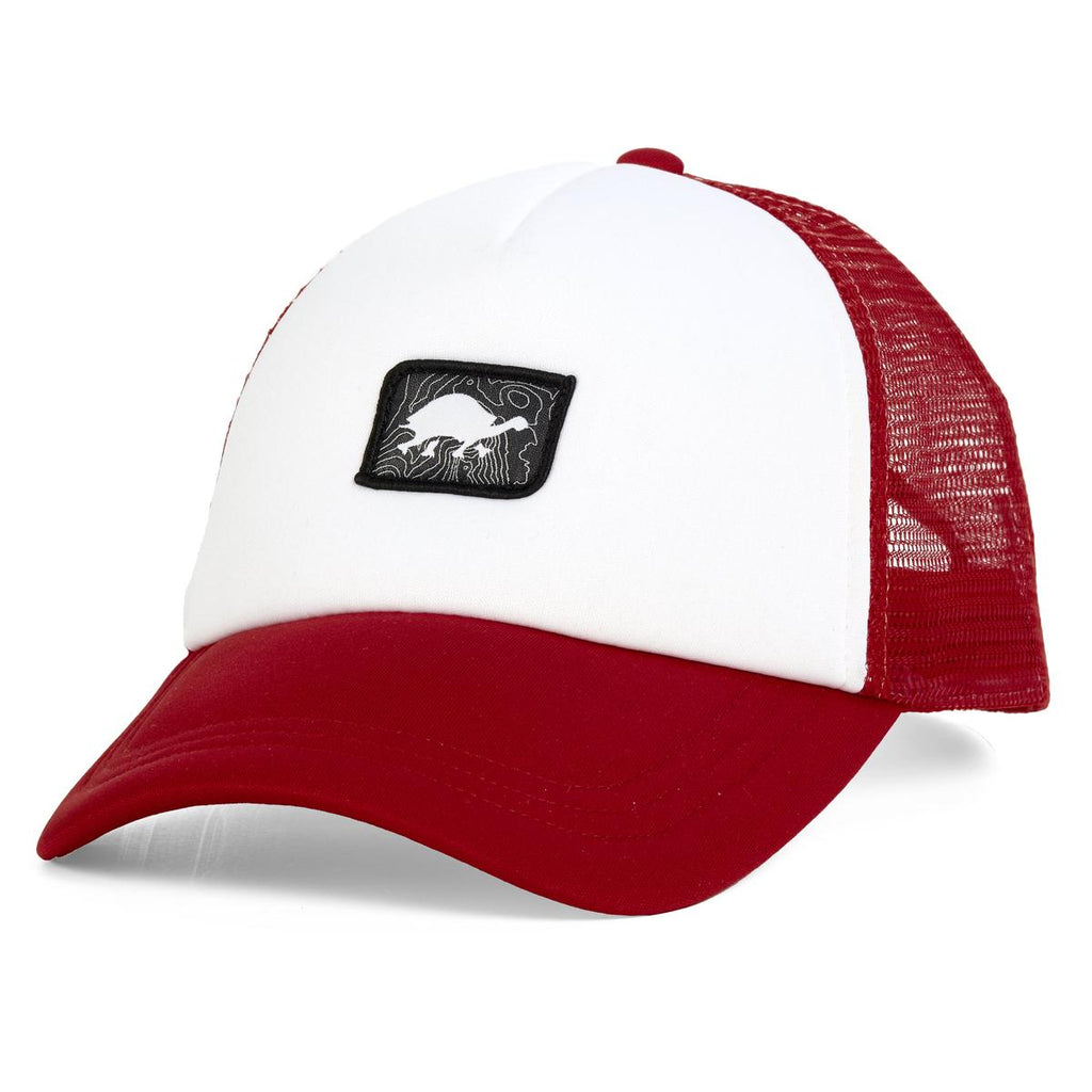 Everyday Trucker Hat / Color-Red