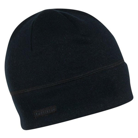 Midweight Fleece Beanie / Color-Black