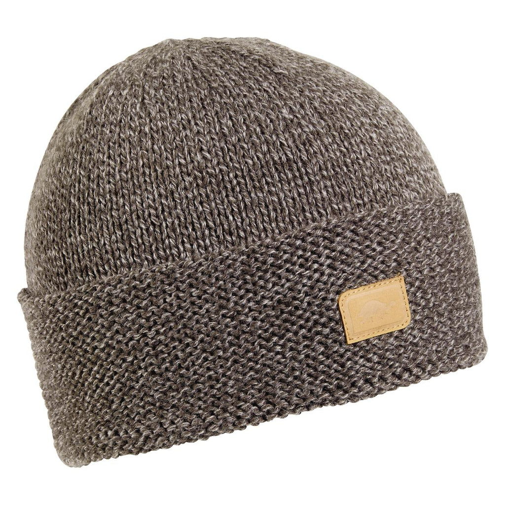 Phillip Watch Cap Ragg Beanie / Color-Cinder