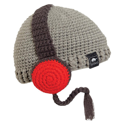 Toddler Small Beats Beanie / Color-Gray