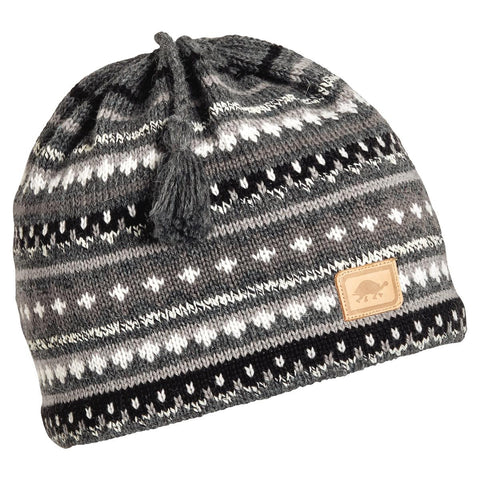 S'More Ski Hat / Color - Charcoal Heather