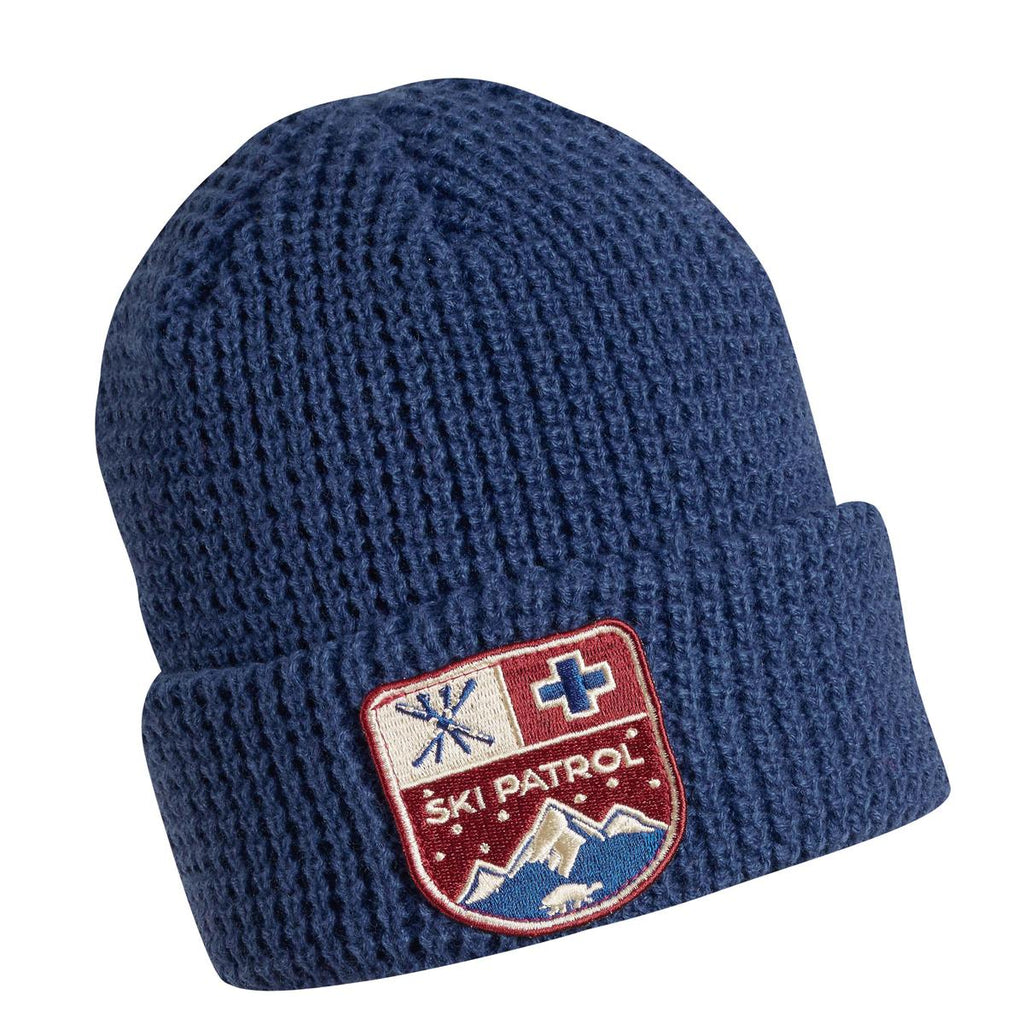 Youth Ski Patrol Watch Cap / Color-Navy