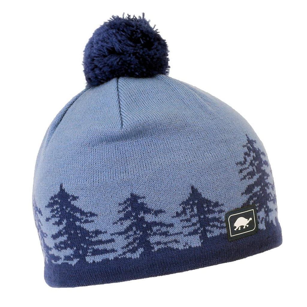 Treely Knit Beanie / Color-Cobalt