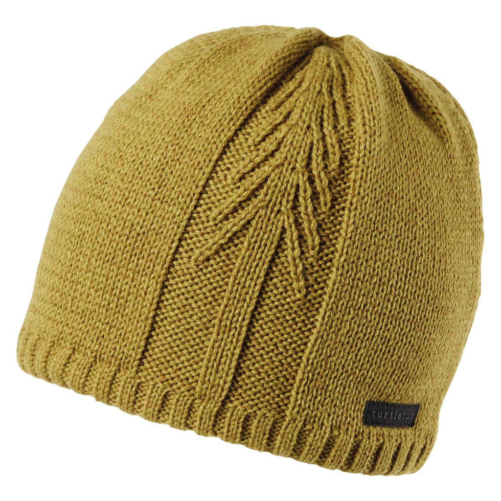 Lone Tree Ragg Beanie / Color-Gold