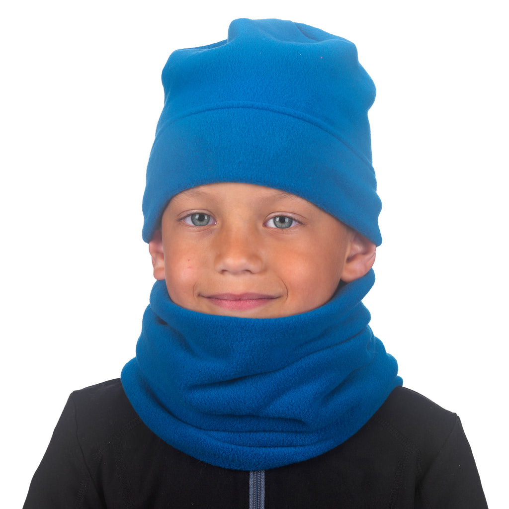 Kids' Double-Layer Neck Warmer / Color-