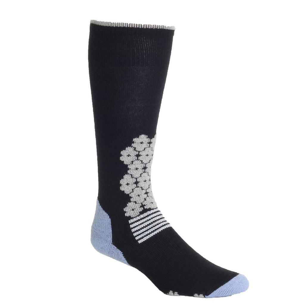 Midweight Snowdrop OTC Sock / Color-Black