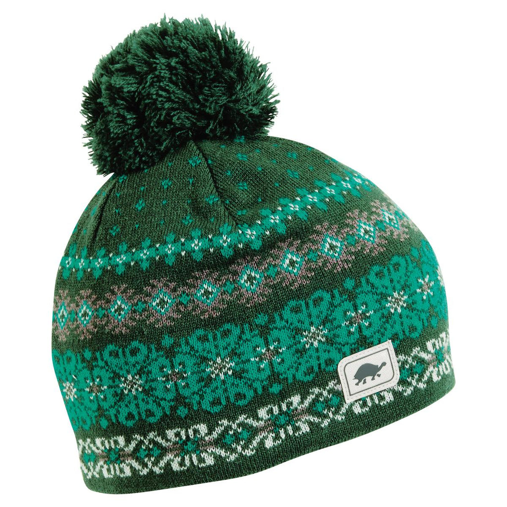 Lumi Pom Beanie / Color-Oregano