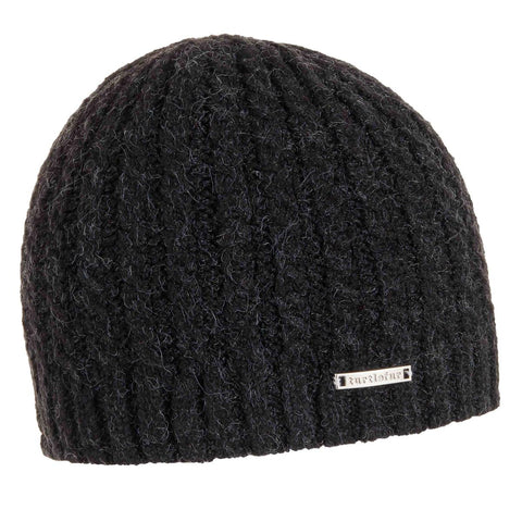 Recycled Pelly Beanie / Color-Black