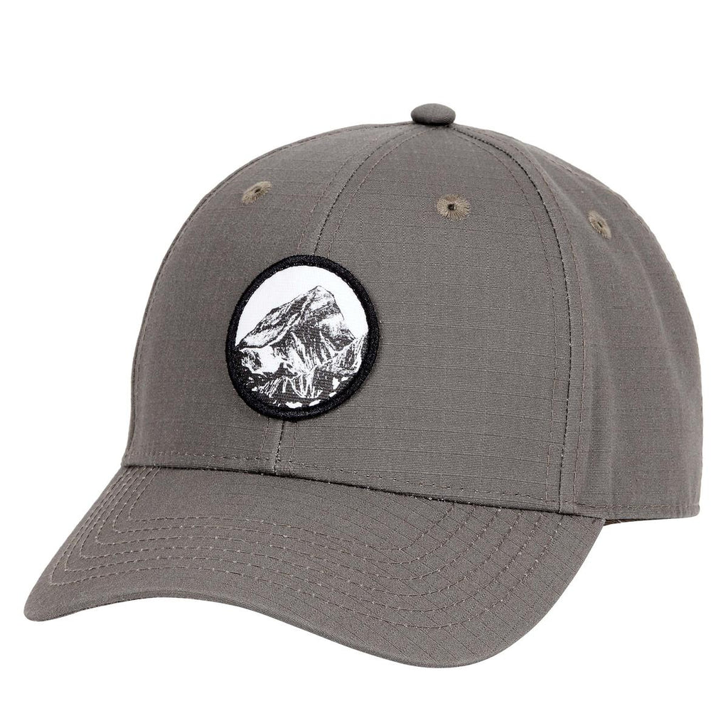 Kayde Ballcap / Color-Gray