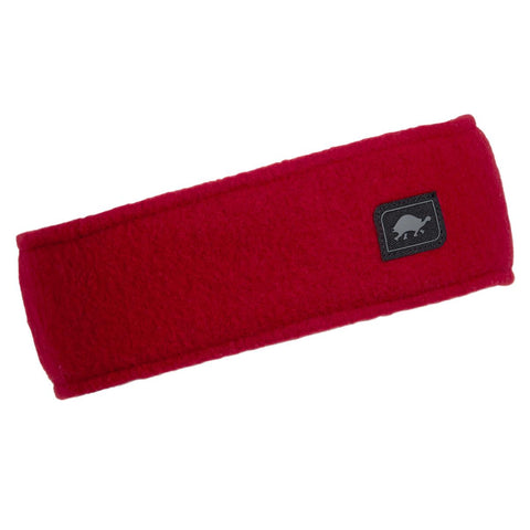 Original Turtle Fur Fleece Turtle Band / Color-Red