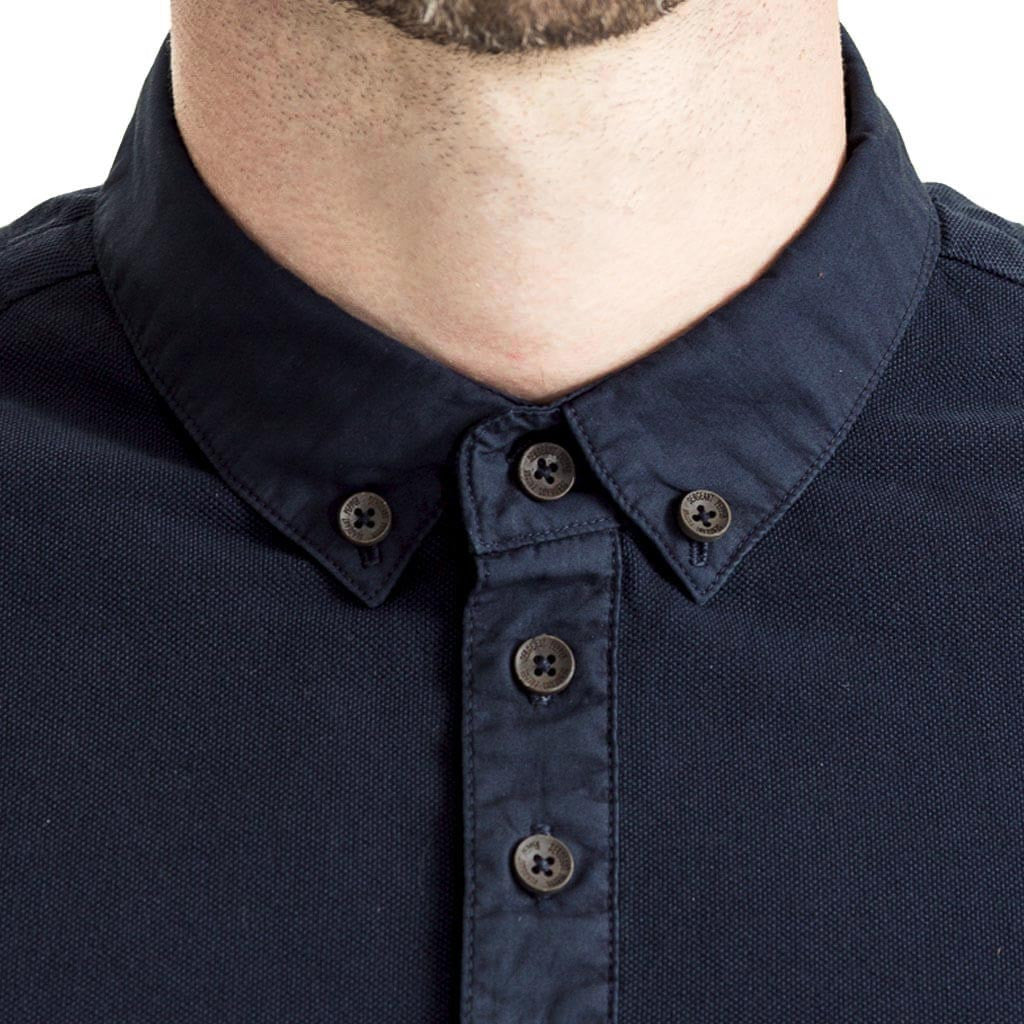 Mens-Golfer-T-Shirt-Navy-Collar