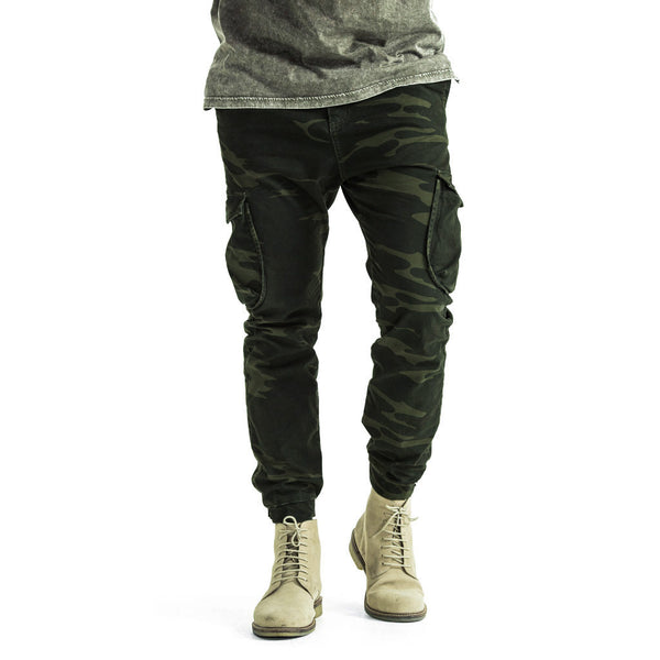 Mens-Chino-Joggers-Camo-Slimfit-Front-View