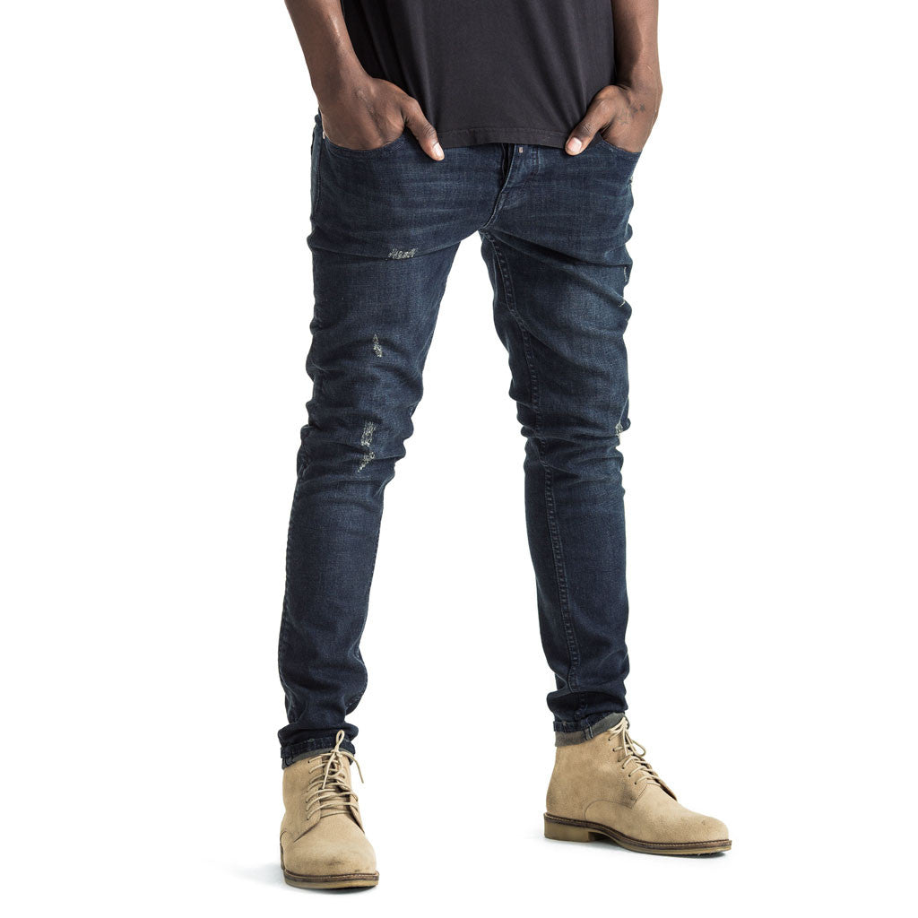 Trench Skinny - Dirty Indigo