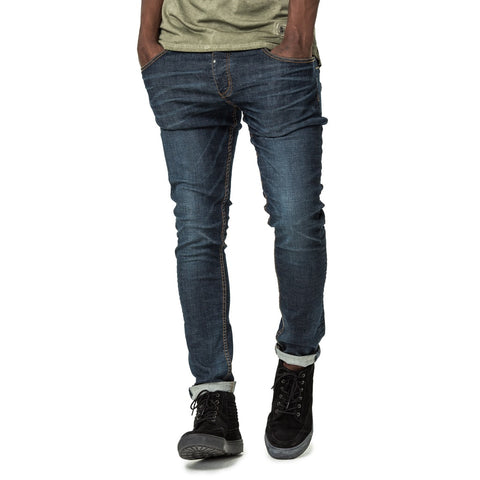 Feather Slim Fit Denim Jeans - Indigo