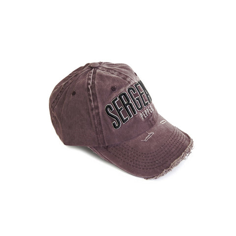 Shop Hunter Baseball Cap - Burgundy for R 399.95 | Accessories | Accessories, Men, New In - S16, New In - S17, New In - W17, Sale-S17, Sept-S17 | S.P.C.C | Sergeant Pepper Clothing Co