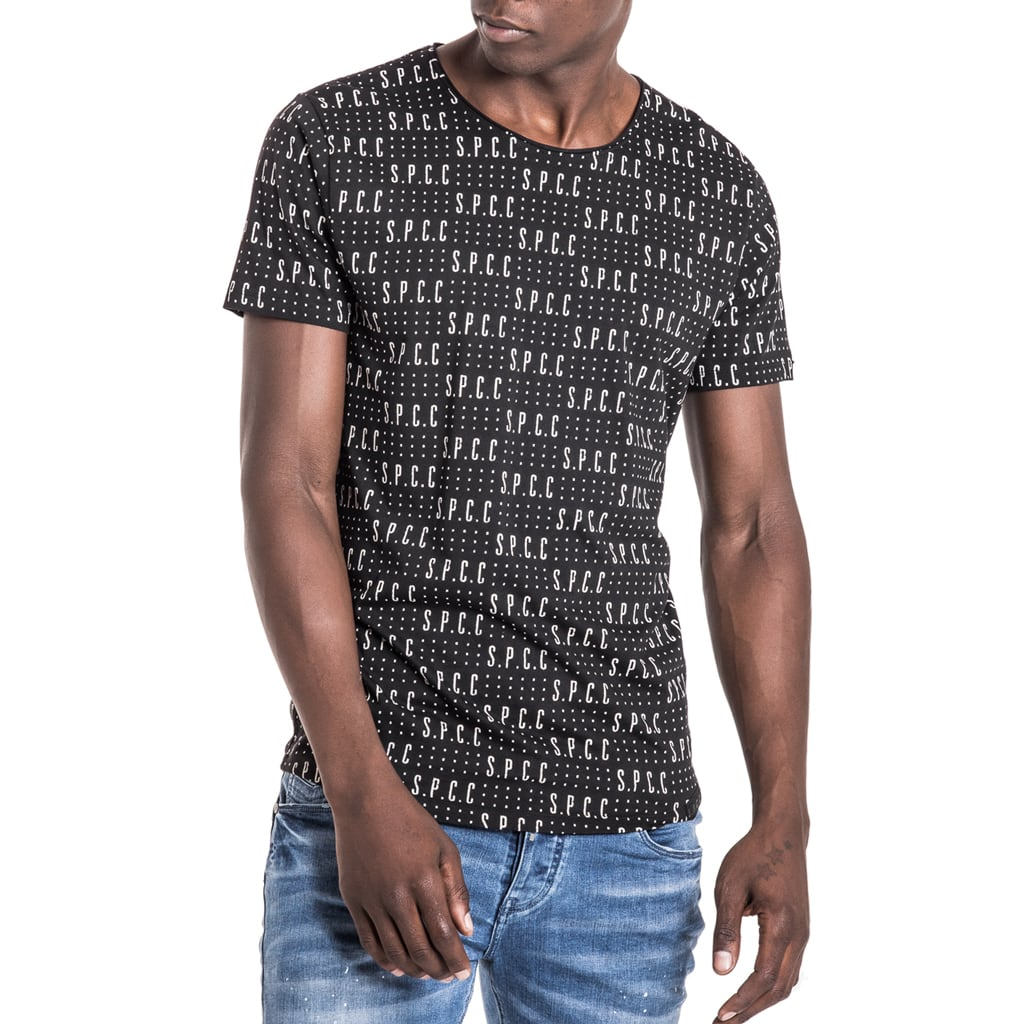 Shop Rotary T-Shirt - Black/Stone for R 399.95 | T-Shirts | A/W 18, Black, March 18, Men, New In-W18, Stone, T-Shirts | S.P.C.C | Sergeant Pepper Clothing Co