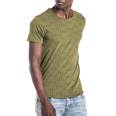 Shop Rotary T-Shirt - Olive for R 399.95 | T-Shirts | A/W 18, April 18, Men, New In-W18, T-Shirts | S.P.C.C | Sergeant Pepper Clothing Co