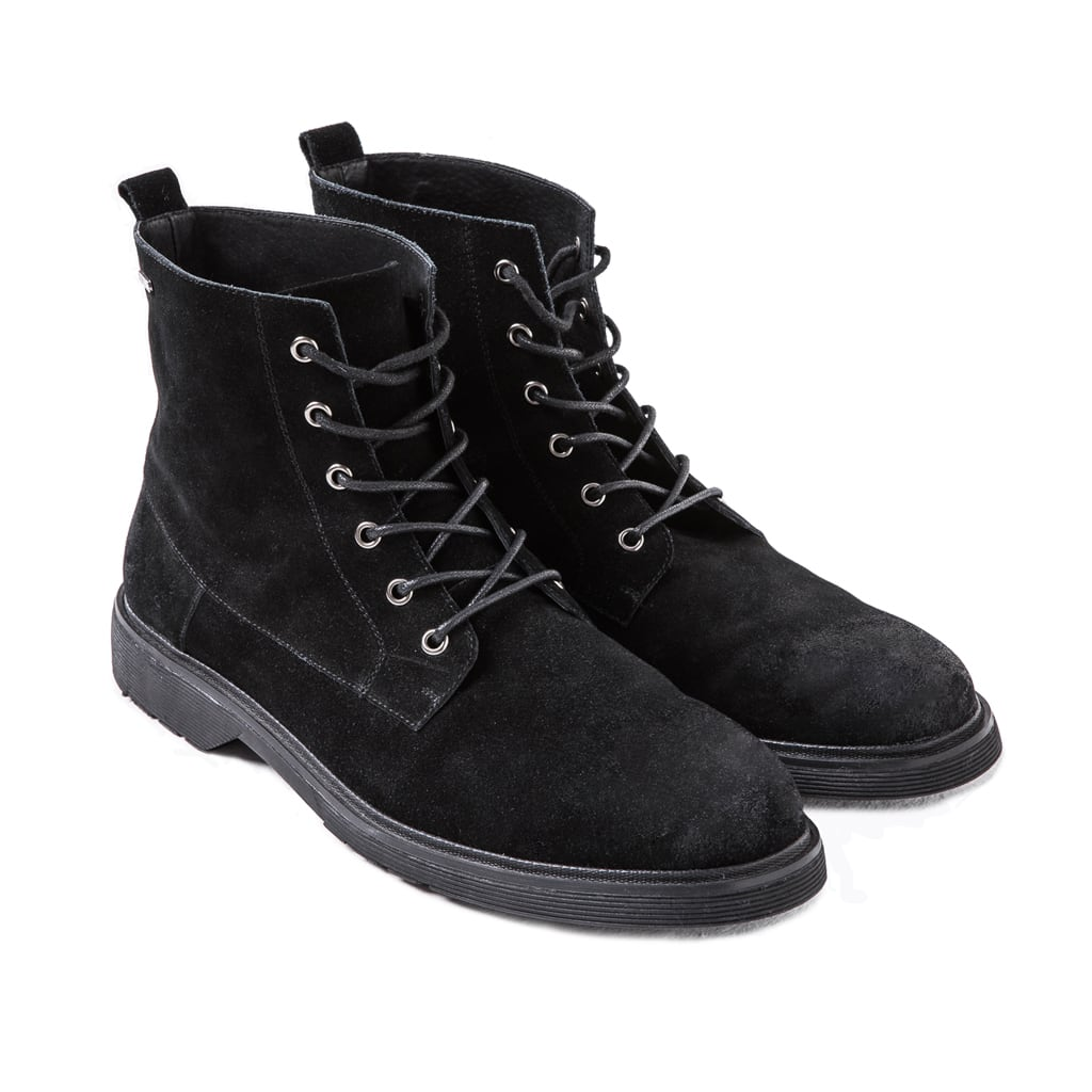 Shop Onyx Suede Boots - Black for R 1799.95 | Footwear | A/W 18, April 18, Black, boot, Boots, CM2018, Footwear, Men, New In-W18, shoe, shoes | S.P.C.C | Sergeant Pepper Clothing Co