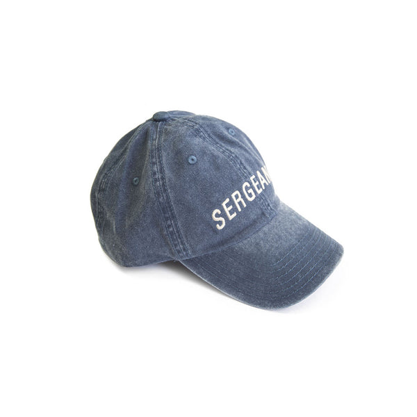 SPCC | Baseball cap | Blue | Embroidered logo