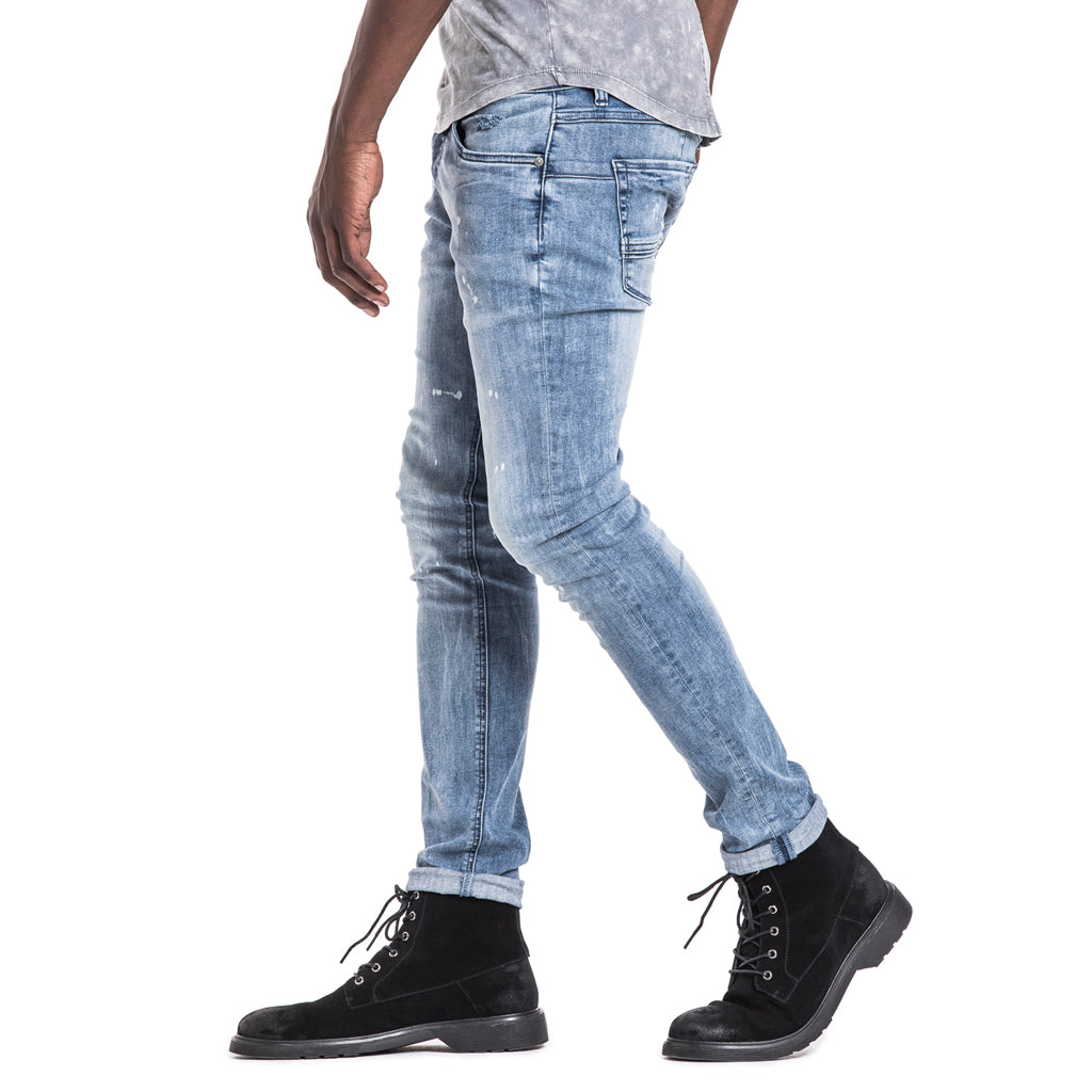 Mirage Slim Fit Jeans - Vintage Blue