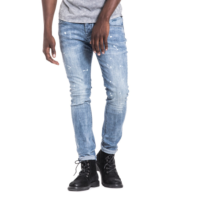 Shop MIRAGE DENIM JEANS for R 1199.95 | Denim | A/W 18, Blue, Denim, Feather, Jeans, May 18, Men, New In-W18, W40P | S.P.C.C | Sergeant Pepper Clothing Co