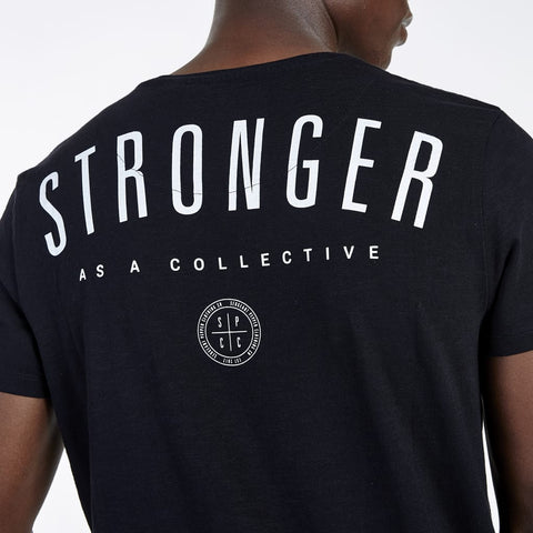 Shop The Strength T-Shirt for R 399.95 | Tees | BF2018, BFPROMO, Black, Black Friday, Fashion, Men, New In - S18, November 18, Sale-S18, T-Shirts, Tees, Tops, White | S.P.C.C | Sergeant Pepper Clothing Co