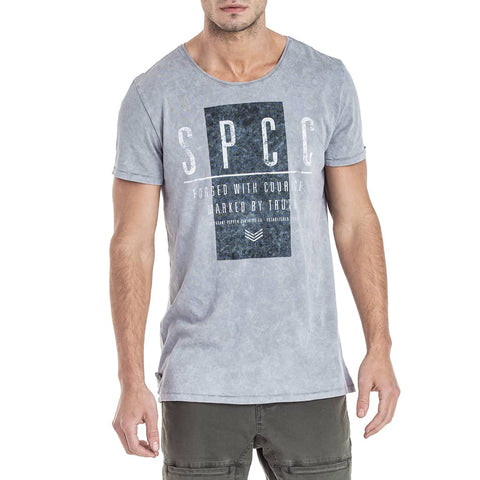Shop Snedon T-Shirt for R 399.95 | T-Shirts | Black, Grey, Men, New In - S18, November 18, Sale-S18, September 18, T-Shirts, Tees, Tops, tshirts | S.P.C.C | Sergeant Pepper Clothing Co