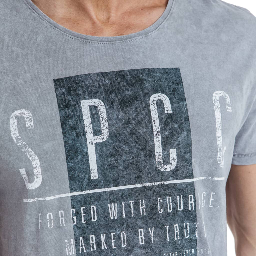 Shop Snedon T-Shirt for R 399.95 | T-Shirts | 20ESS18, Black, Grey, Men, New In - S18, November 18, Sale-S18, September 18, T-Shirts, Tees, Tops, tshirts | S.P.C.C | Sergeant Pepper Clothing Co