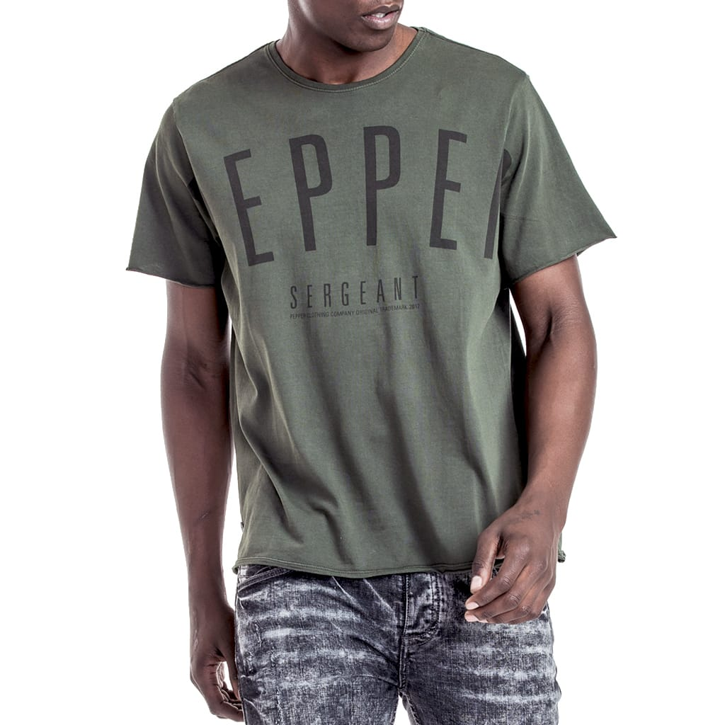 Shop Empire T-Shirt for R 399.95 | T-Shirts | August 18, Fatigue, July 18, Men, New In - S18, Sale-S18, T-Shirts | S.P.C.C | Sergeant Pepper Clothing Co