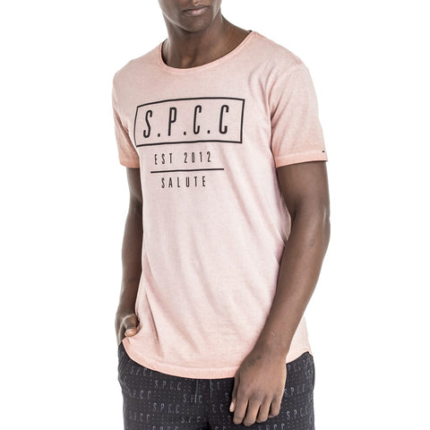 Shop Milner T-Shirt for R 399.95 | T-Shirts | December 18, Men, New In - S18, Pink, Sale-S18, T-Shirts, Tops | S.P.C.C | Sergeant Pepper Clothing Co