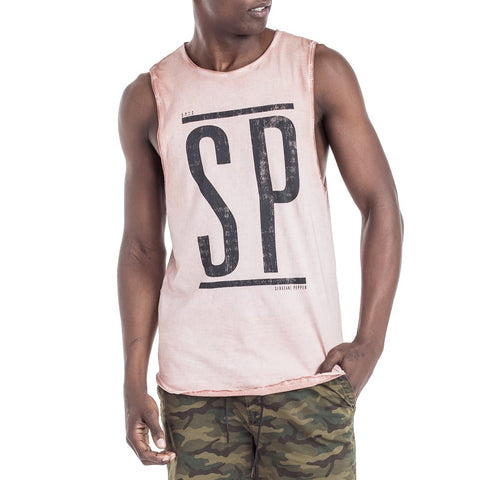 Prima Sleeveless T-Shirt