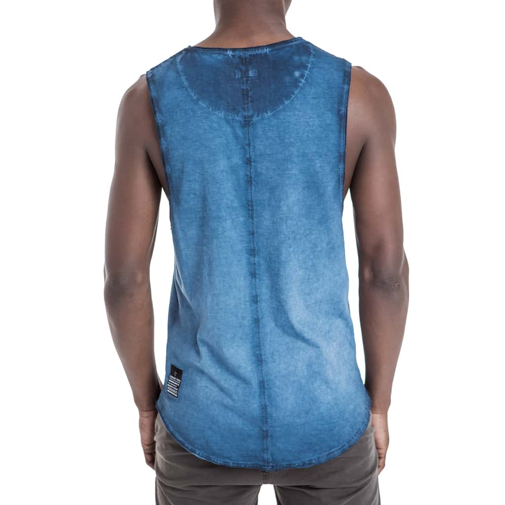Shop Prima Sleeveless T-Shirt for R 299.95 | T-Shirts | Blue, December 18, Men, New In - S18, November 18, Pink, Sale-S18, Sleeveless, T-Shirts, Tops, Vests | S.P.C.C | Sergeant Pepper Clothing Co