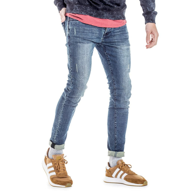 Shop Abel Denim Jeans for R 1199.95 | Denim | Blue, Denim, Dirty Indigo, Indigo, Jeans, July 18, Men, New In - S18, Sale-S18, Trench | S.P.C.C | Sergeant Pepper Clothing Co
