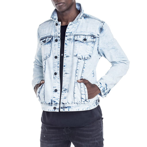 Shop Morrison Denim Jacket for R 1399.95 | Jackets | Blue, Denim, Jackets, Men, New In - S18, Sale-S18, September 18, Tops | S.P.C.C | Sergeant Pepper Clothing Co