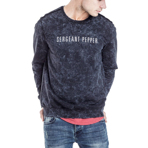 Shop Soper Sweatshirt for R 699.95 | Outerwear | Black, CM2018, July 18, Men, New In - S18, Outerwear, Pullover, Sale-S18, sweater, Sweats, sweatshirt, Tops | S.P.C.C | Sergeant Pepper Clothing Co