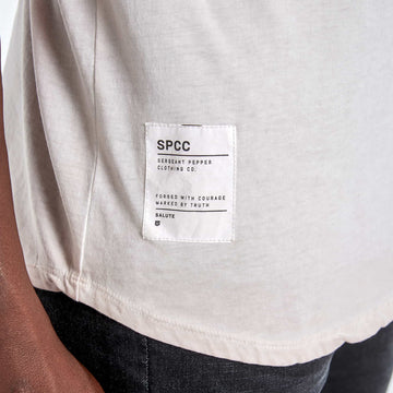 Harbour T-shirt - Rosewater - S.P.C.C.® Official Online Store