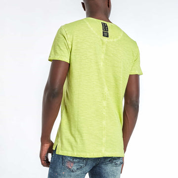 Lafayette T-Shirt - Yellow - S.P.C.C.® Official Online Store
