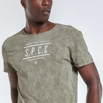 Malcolm T-Shirt - Green - S.P.C.C.® Official Online Store