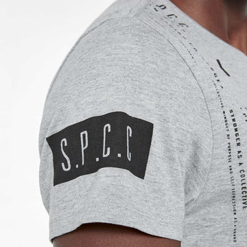 Dyer T-Shirt - Grey - S.P.C.C.® Official Online Store