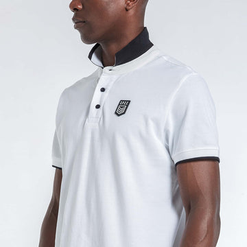 Braddock Polo - White - S.P.C.C.® Official Online Store