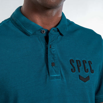 Linden Polo - Blue - S.P.C.C.® Official Online Store