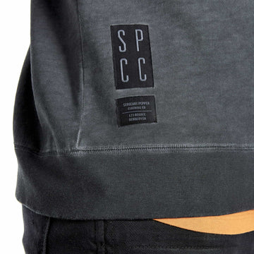 Lenox Sweat - Black - S.P.C.C.® Official Online Store