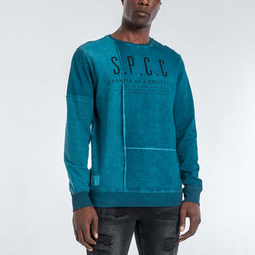Rockaway Sweat - Blue - S.P.C.C.® Official Online Store