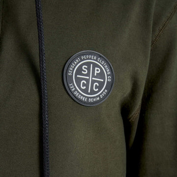 Boston Hoodie - Green - S.P.C.C.® Official Online Store